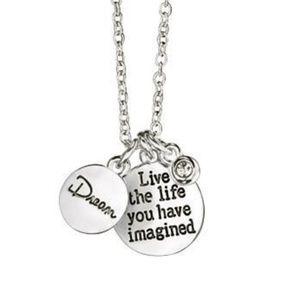 Jewelry - ***3/$20~Pretty Little Charm Necklace***